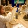 Artemaestra: corsi di disegno e pitttura ad olio.
