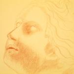 Corso di ritratto a matita.