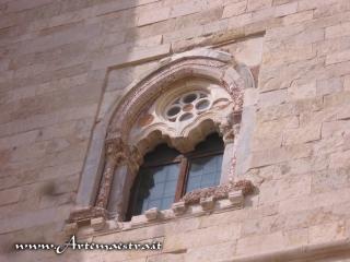 Andria - Particolare Castello Federiciano