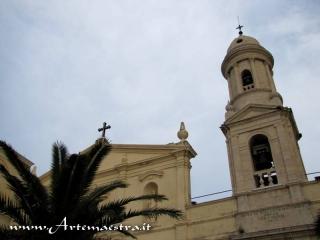 Trani - Santuario BMV del Carmine