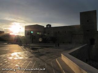 Trani - Castello Federiciano
