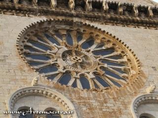 Trani - Particolare Cattedrale