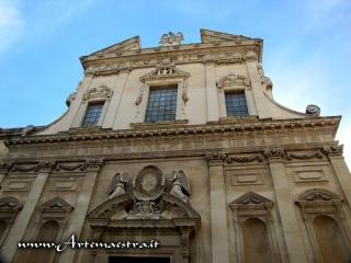 Lecce -Chiesa del Buon Gesù